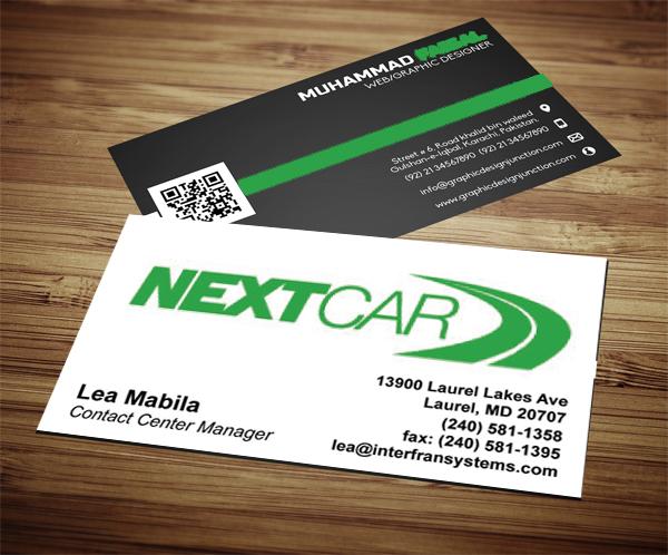 NEXT Business Cards
